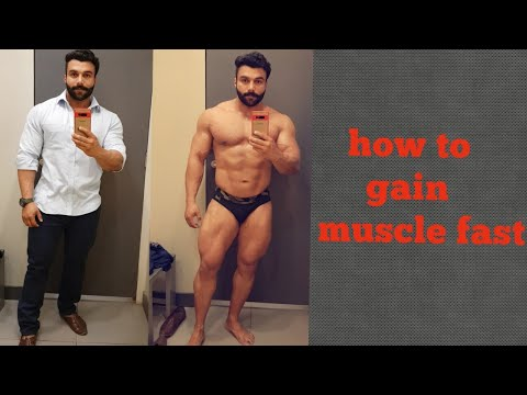 How to gain muscle fast | bodybuildind muscle gain diet tips | fitness | panghal fitness