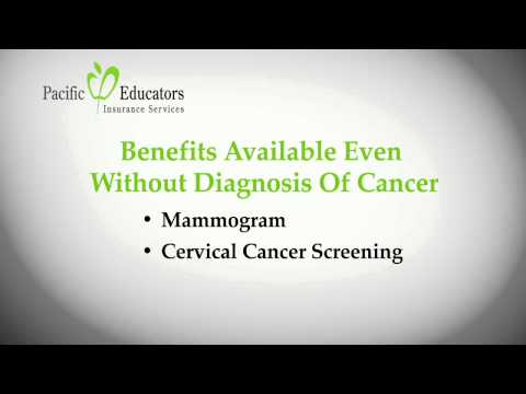 Cancer Insurance - California School Employee