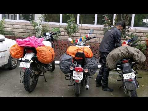 Himalayan-- Bangalore -Ladakh-Jammu