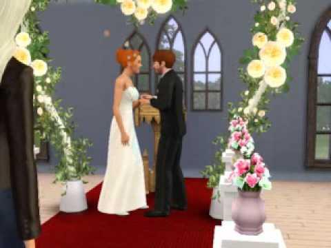 Sims 3 Owens Wedding