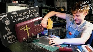 How To Circuit Bend A Bible