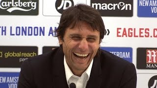 Crystal Palace 0-1 Chelsea - Antonio Conte Full Post Match Press Conference