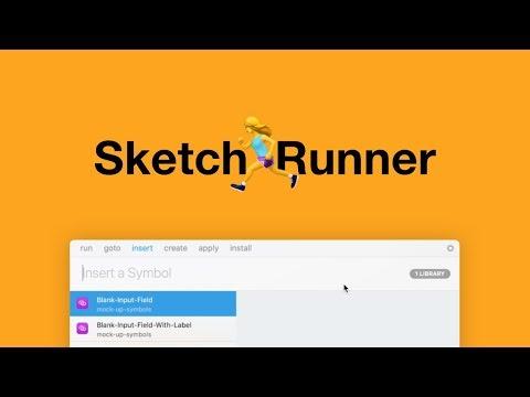 🙅♂️ Sketch Runner • The BEST Sketch Plugin