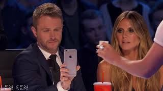 Cant Beleive In Eyes Top 5 Magician Judge Cuts Americas Got Talent 2017