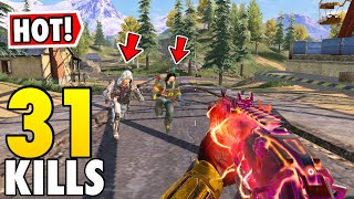 MELTING ENEMIES IN CALL OF DUTY MOBILE BATTLE ROYALE!