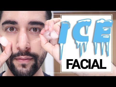 Instant Benefits Of Ice On Skin - Ice Mask ✖ James Welsh