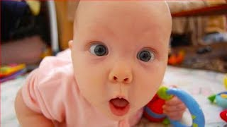 Funny Baby Moments Will Make us Laugh GUARANTEED - Funny Babies and Toddler Fails