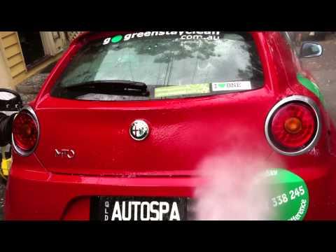 autoSPA mobile [clean groom drive]  AUSTRALIA