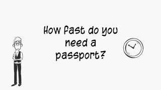 How To Renew An Adult Passport Fast