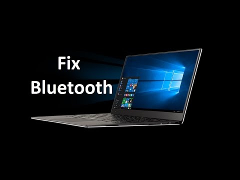 *Fix Windows 10 bluetooth missing from device manager!!