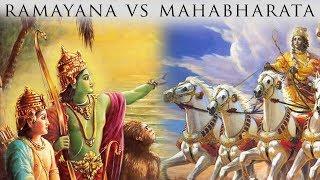 What are the similarities between Ramayana and Mahabharatha? | Simbly Chumma