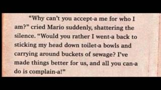 Caught Between Two Brothers: A Mario Romance Story