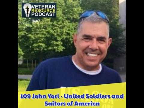 109 John Yori - United Soldiers and Sailors of America