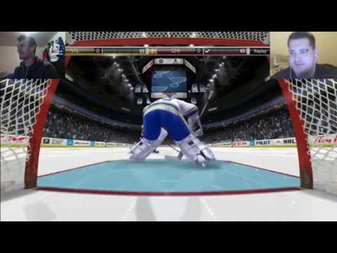 NHL14: Shootout Drinkng Game Vs SomeotherDude67