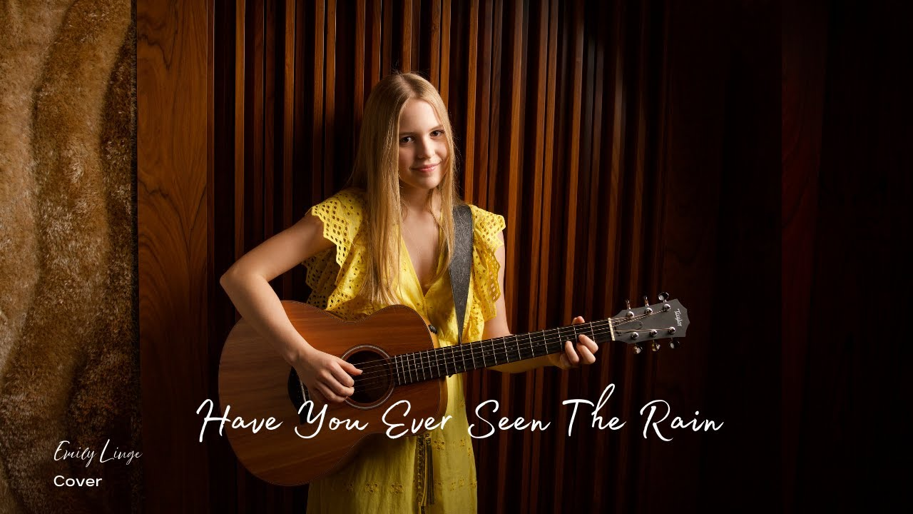Have You Ever Seen The Rain - CCR - Cover by Emily Linge