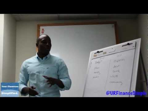 The Art of Budgeting - Part 1