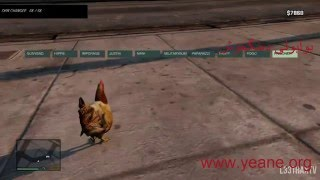 GTA V | Native Trainer Mod Menu TU16 - Xbox 360 (JTAG/RGH