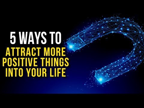 INCREASE Your Personal MAGNETISM Like THIS! Positive Motivational Video (Law of Attraction)