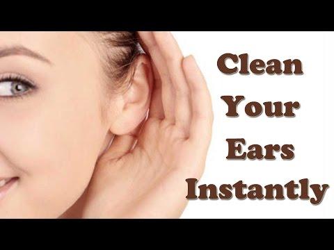 Ear Wax - How to Clean Ear Wax - Ear Wax Removal