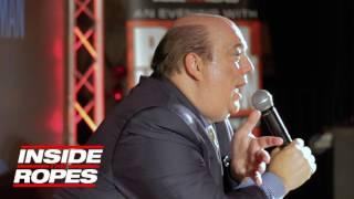 Paul Heyman on IF Nakamura will be successful on WWE