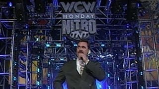 Rick Rude appears on both Raw and Nitro in the same night - November 17, 1997