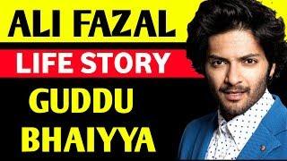 Ali Fazal Biography | Guddu Pandit | Real Life Story