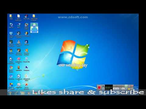 DAY 7  HOW TO CREATE A MS WORD SHORT CUT ON DESKTOP IN WINDOWS 7 BY ROHIT TRIVEDI