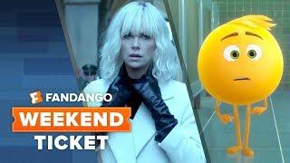 Now In Theaters: Atomic Blonde, The Emoji Movie, An Inconvenient Sequel | Weekend Ticket