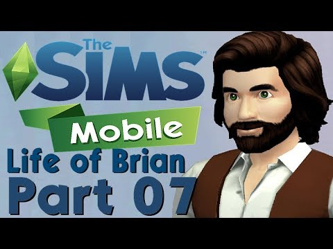 The Sims Mobile - Life Of Brian Part 7 -  Live Stream