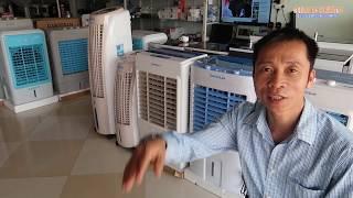 Đánh giá nhanh Quạt điều hòa DAIKIO, KASUTO 2020 của tập đoàn Đại Việt