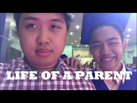 LIFE OF A PARENT | Philadelphia School 2017 Graduation Day
