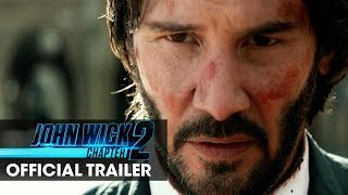 John Wick: Chapter 2 – Now Playing In Theaters. Get tickets now: http://lions.gt/johnwick2tickets Starring Keanu Reeves, Common, Riccardo Scamarcio, Laurence Fishburne, Ruby Rose, Bridget Moynahan, Lance Reddick, Franco Nero, with John Leguizamo, and Ian McShane    #JohnWick2   http://www.JohnWick.movie http://www.facebook.com/johnwickmovie http://www.twitter.com/johnwickmovie http://www.instagram.com/johnwickmovie   In this next chapter following the 2014 hit, legendary hitman John Wick [Keanu Reeves] is forced back out of retirement by a former associate plotting to seize control of a shadowy international assassins' guild. Bound by a blood oath to help him, John travels to Rome where he squares off against some of the world's deadliest killers