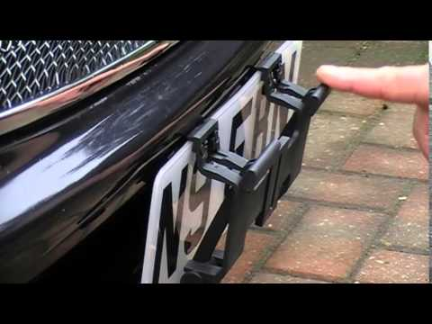 TPH-2 Trade Pro - Trade Plate holder - Click n Go