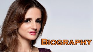 Sussanne Khan - Biography