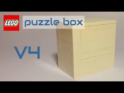 LEGO puzzle box V4