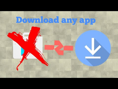 How to download any game without play store