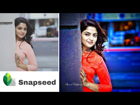 Snapseed Photo Editing | Color Effects Editing