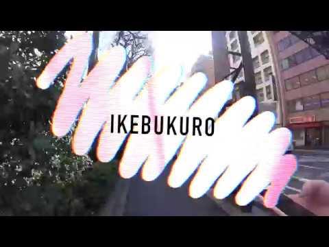 Ikebukuro and Tokyo Sky Tree