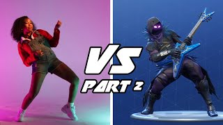 Professional Dancers Try The Fortnite Dance Challenge Part 2 • Pro Play