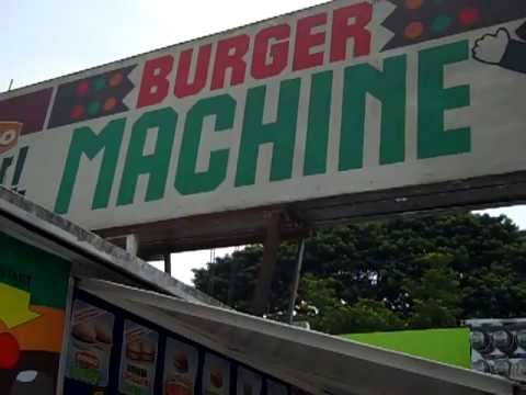 Pinoy Walastik: Burger Machine