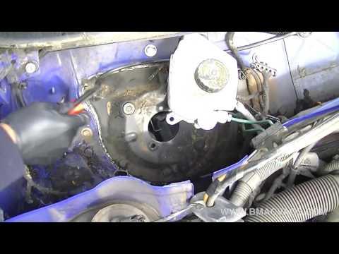 Opel Vauxhall Corsa Leaky Wet Floor Repair