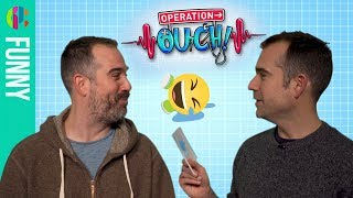 Operation Ouch   Try Not To Laugh!   Doctor Doctor Jokes