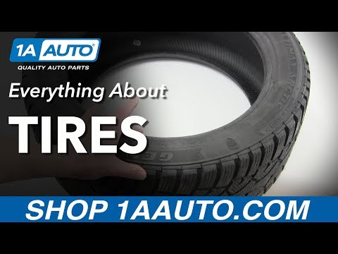 Everything That You Wanted To Know About Tires