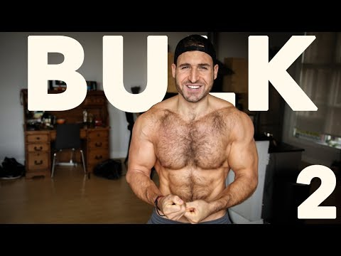 Full Day Of Eating On A Bulk & For Gaining Muscle | Lean Bulk Diet Ep.2