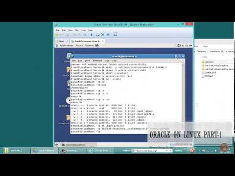 How to Install Oracle 10g On RedHat Linux 5 !!