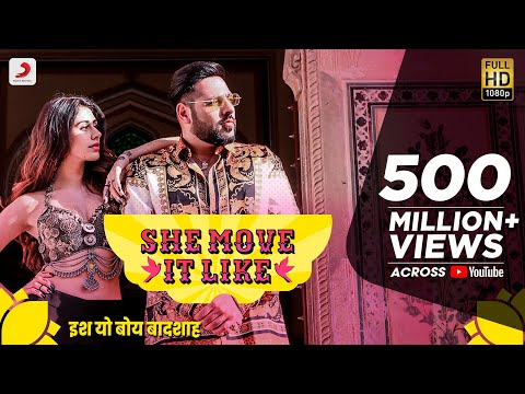 Xxx Mp4 She Move It Like Official Video Badshah Warina Hussain ONE Album 3gp Sex