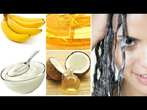 Deep Conditioning Hair Mask For Dry Damaged Hair | MUST TRY for Soft And Manageable Hair