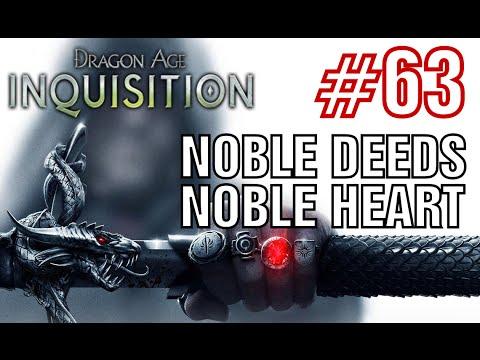 Dragon Age Inquisition - Noble Deeds Noble Heart - Walkthrough 63