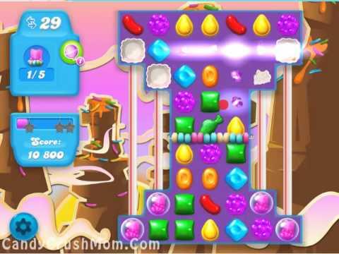 Candy Crush Soda Level 65 Walkthrough Video & Cheats