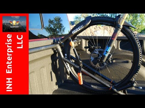 4 Amazing Truck Bike Rack Invention Ideas you MUST see